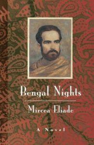 Book cover of Mircea Eliade's Bengal Nights