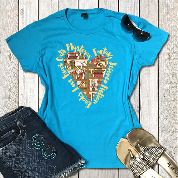 0f82d2b7eaf 38 Awesome and Hilarious Book T-Shirts To Wear Your Love Of Reading