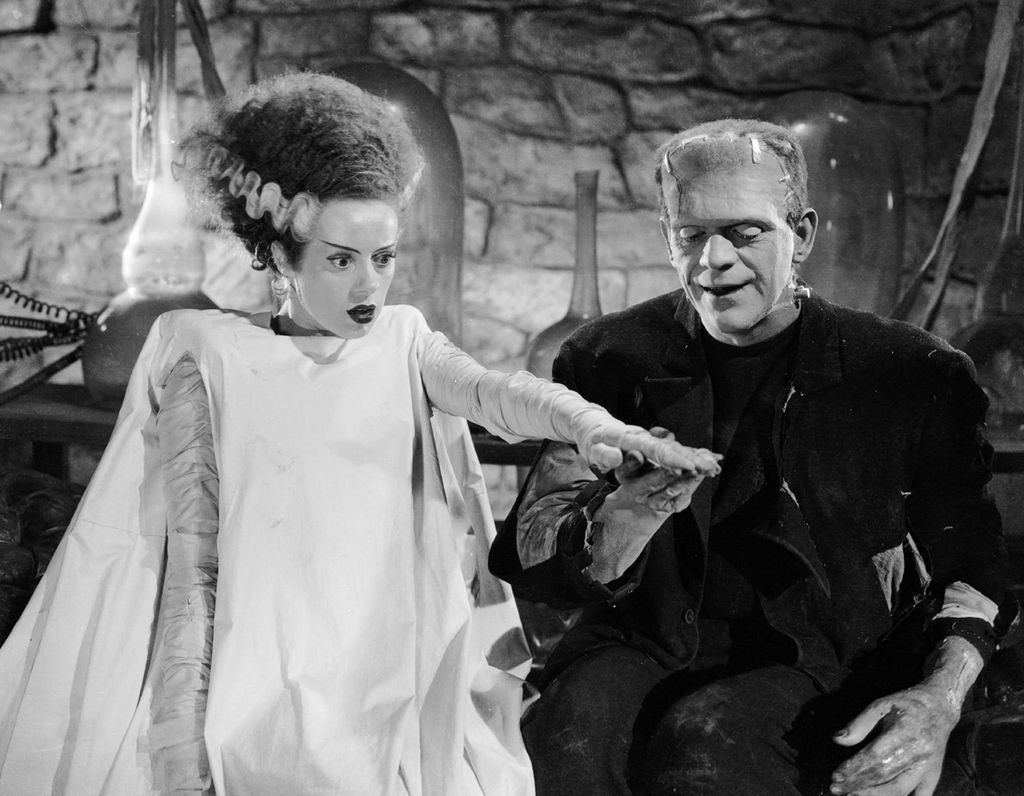 bride of frankenstein universal monsters creature