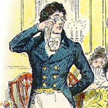 Fitzwilliam Darcy in Tag Yourself: PRIDE AND PREJUDICE | BookRiot.com