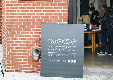 Duende District PoC Bookstore DC people of color diversity Book Riot