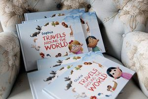 Travels Around the World books