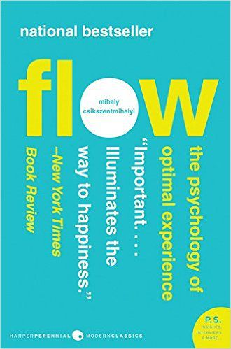 Flow, From 3 Great Books about Creative Thinking | BookRiot.com