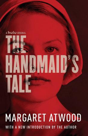 handmaid's tale margaret atwood elisabeth moss novel cover sci-fi horror books