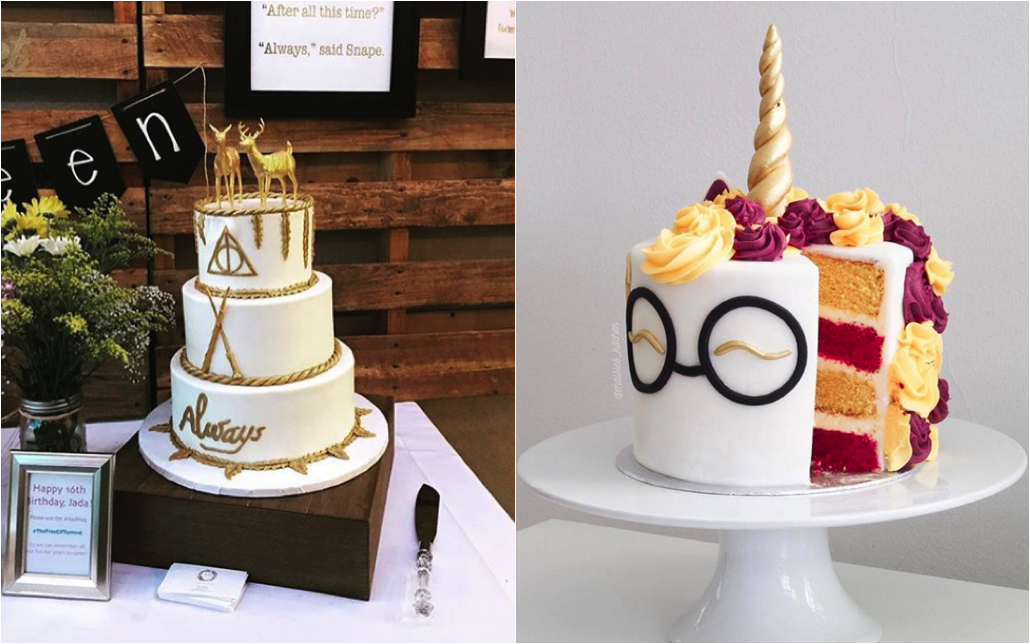Stunning Harry Potter Cakes For All Potterheads
