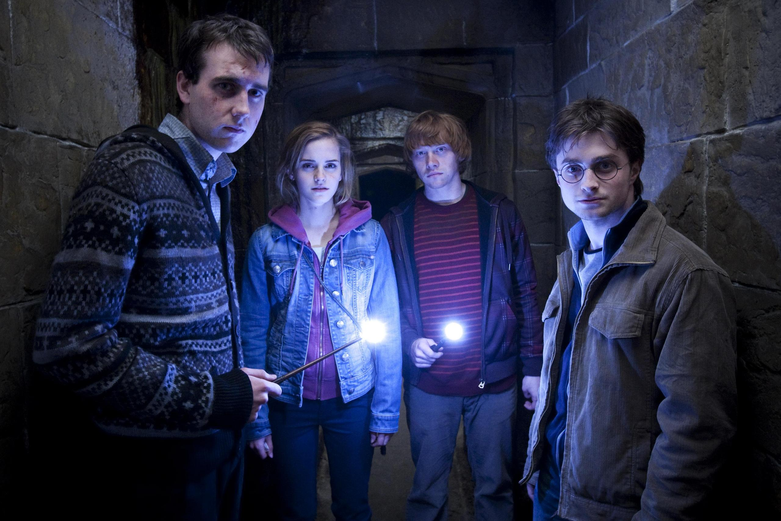 Which Harry Potter Character Is Your Reading Soulmate?