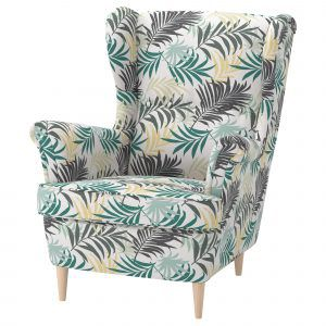 A perfect chair for a library or home office