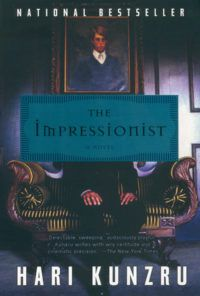 Cover of The Impressionist by Hari Kunzru