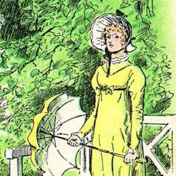 Elizabeth Bennet in Tag Yourself: PRIDE AND PREJUDICE | BookRiot.com