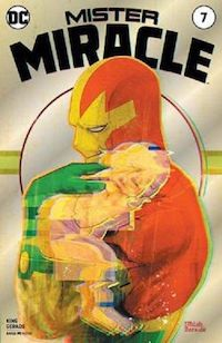 Mister Miracle comic