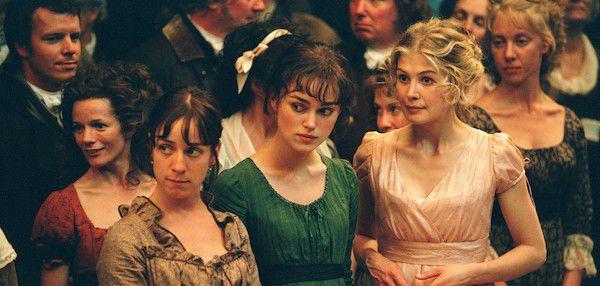 Elizabeth Bennet at the Dance