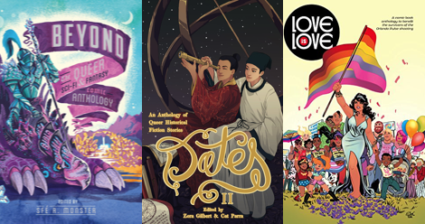 5 Fabulous Queer Comics Anthologies | BookRiot.com