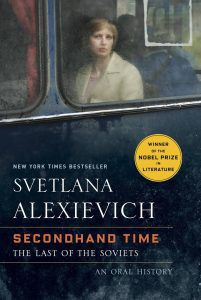Secondhand Time by Svetlana Alexievich. Inbox Outbox March 30, 2018