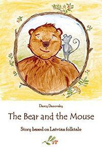 The Bear and the Mouse Book Cover