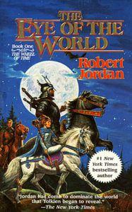 Book cover of Robert Jordan's The Eye Of The World