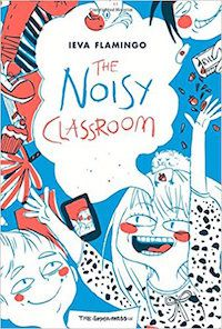 The Noisy Classroom Book Cover