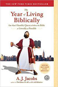 stunt memoirs - the year of living biblically