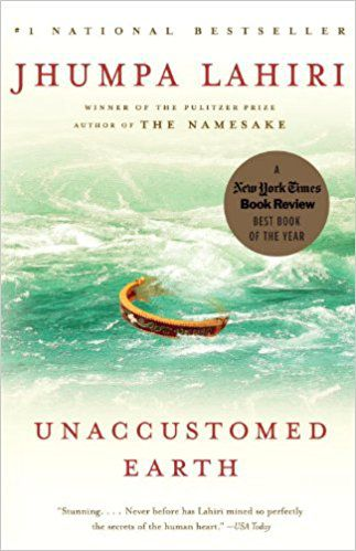 unaccustomed earth book cover
