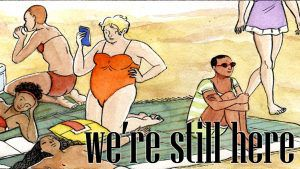 We're Still Here: An All-Trans Comics Anthology