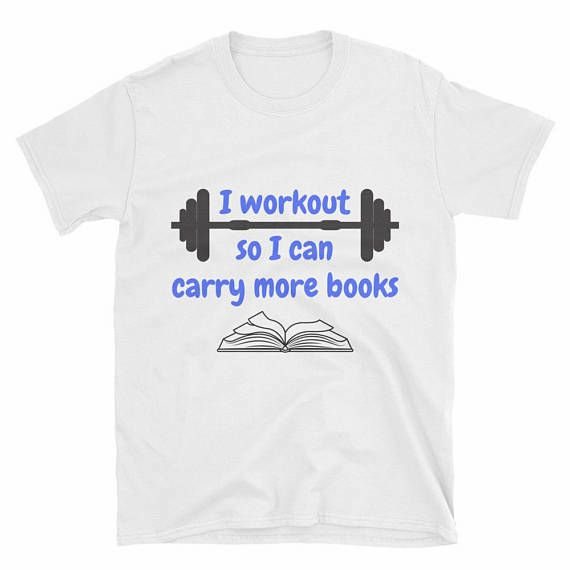 Bookish Fitness Apparel | BookRiot.com