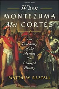 When Montezuma Met Cortes Book Cover