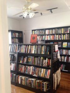 Corkscrew Book Shelves