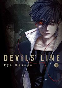 Devils Line cover by Ryo Hanada