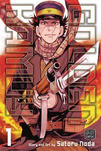 Golden Kamuy cover by Satoru Noda