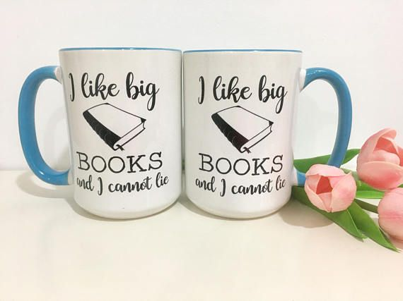 MUG BOOK CLUB GIFT IDEAS