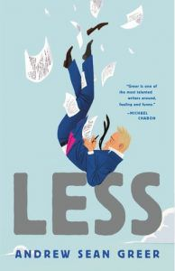 Cover of Less by Andrew Sean Greer
