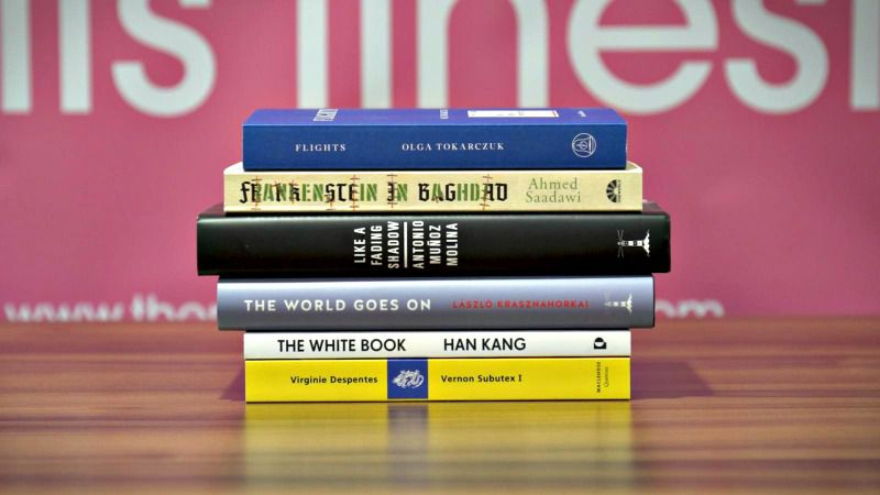 2018 Man Booker International Prize Shortlist