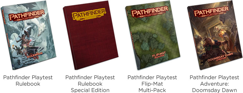 Hold On To Your Butts: The 2nd Edition Pathfinder Playtest is Almost