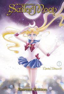 Cover image for Sailor Moon Eternal Edition volume 1