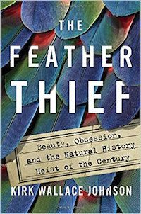 Cover of THE FEATHER THIEF