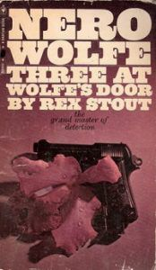 Three at Wolfe's Door