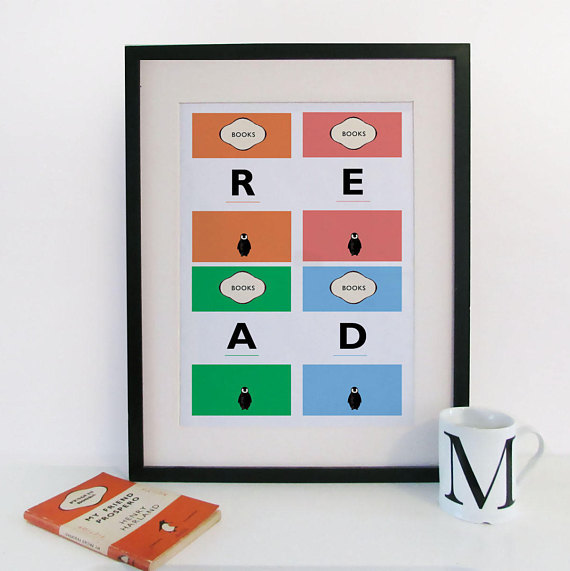 Penguin Book Cover Gifts : Book club gifts to give your best and closest reading pals