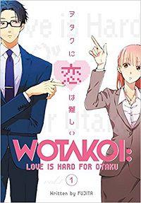 Wotakoi - Love is Hard for Otaku cover by Fujita