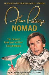 Cover of Alan Partridge: Nomad