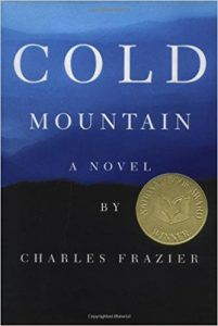 charles frazier cold mountain cover greek or roman myth