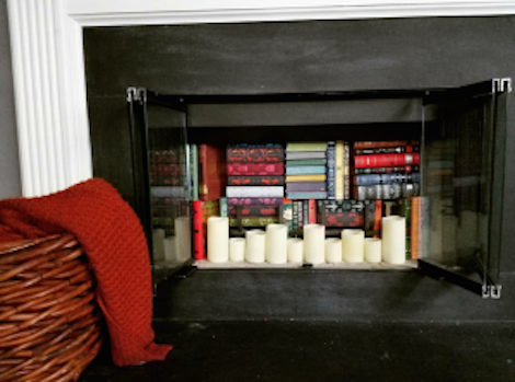 Top 5 Creative Ways To Display Your Books