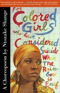 Cover of For Colored Girls in 50 Must-Read Plays by Women