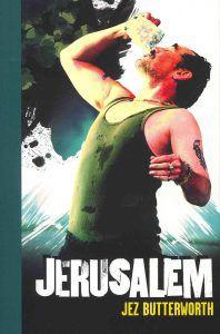 Cover of Jerusalem, by Jez Butterworth