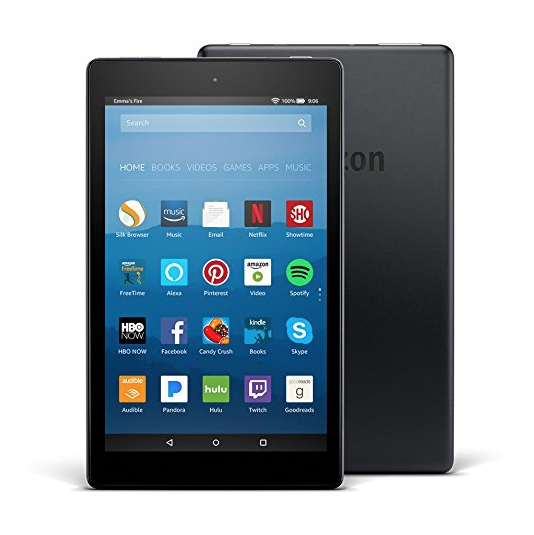 Kindle Fire Giveaway for National Library Week!