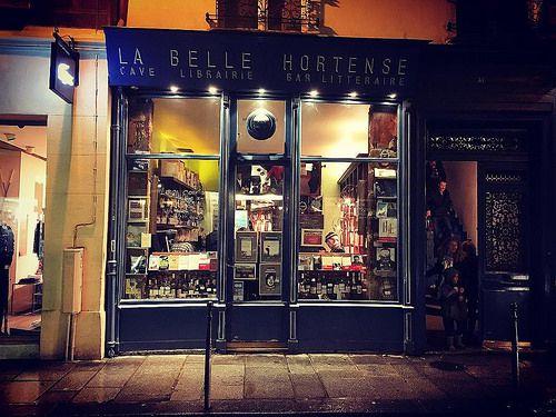 La Belle Hortense   Paris Bookstore Bar