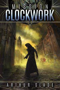 mission clockwork book cover image