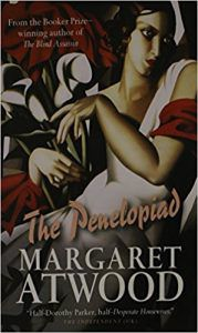 margaret atwood penelopiad book cover greek or roman myth