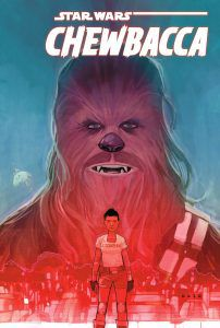 Star Wars: Chewbacca from A Beginner's Guide to Star Wars Comics | bookriot.com