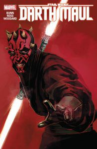 Star Wars: Darth Maul from A Beginner's Guide to Star Wars Comics | bookriot.com