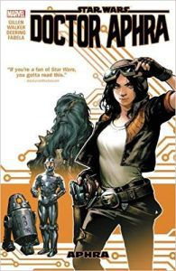 Star Wars: Doctor Aphra from A Beginner's Guide to Star Wars Comics | bookriot.com