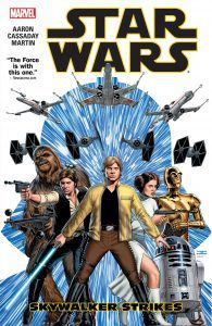 Star Wars: Skywalker Strikes from A Beginner's Guide to Star Wars Comics | bookriot.com